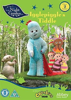 Rent In the Night Garden: Igglepiggle's Tiddle Online DVD & Blu-ray Rental