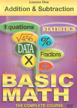 Rent Basic Maths: Addition and Subtraction Online DVD & Blu-ray Rental