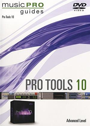 Rent Pro Tools 10: Advanced Level: Music Pro Guide Online DVD & Blu-ray Rental