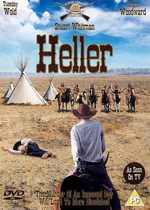 Rent Heller (aka Cimarron Strip: Heller) Online DVD & Blu-ray Rental