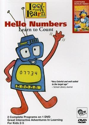Rent Hello Numbers: Learn to Count Online DVD & Blu-ray Rental