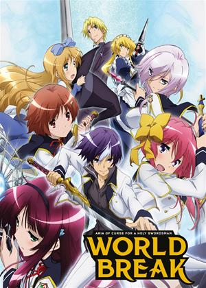 Rent World Break (aka Seiken Tsukai no World Break) Online DVD & Blu-ray Rental