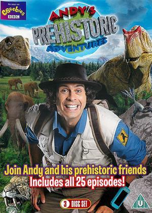 Rent Andy's Prehistoric Adventures: Series Online DVD & Blu-ray Rental