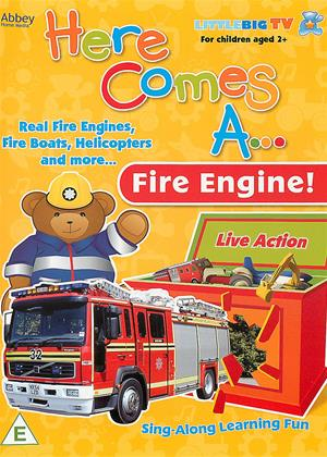 Rent Here Comes a Fire Engine! Online DVD & Blu-ray Rental
