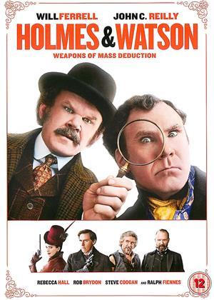 Rent Holmes and Watson (aka Holmes & Watson) Online DVD & Blu-ray Rental