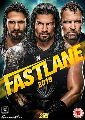 Rent WWE: Fastlane 2019 Online DVD & Blu-ray Rental