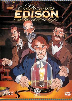 Rent Thomas Edison and the Electric Light (aka Animated Hero Classics: Thomas Edison and the Electric Light) Online DVD & Blu-ray Rental