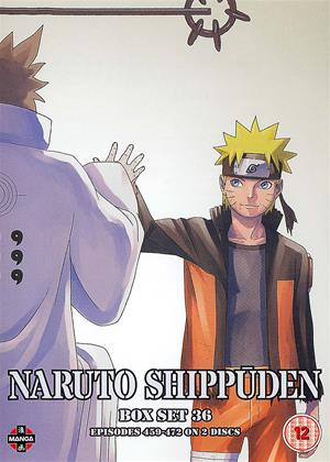 Rent Naruto: Shippuden: Series 10 Online DVD & Blu-ray Rental