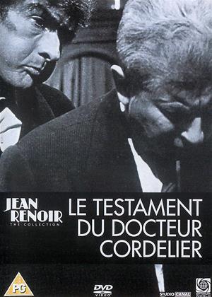 Rent Le Testament du Docteur Cordelier (aka Experiment in Evil) Online DVD & Blu-ray Rental