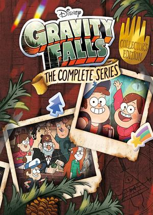 Rent Gravity Falls Online DVD & Blu-ray Rental