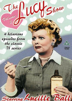 Rent The Lucy Show: Vol.3 Online DVD & Blu-ray Rental
