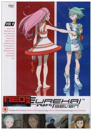 Rent Eureka Seven 9 (aka Kôkyô shihen Eureka Sebun) Online DVD & Blu-ray Rental