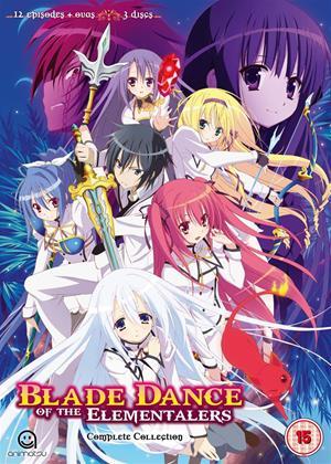 Rent Blade Dance of the Elementalers (aka Seirei Tsukai no Blade Dance) Online DVD & Blu-ray Rental
