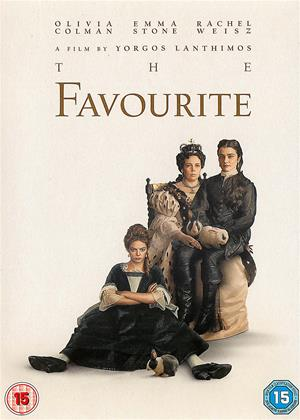 Rent The Favourite (aka Favorite) Online DVD & Blu-ray Rental