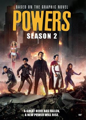 Rent Powers: Series 2 Online DVD & Blu-ray Rental