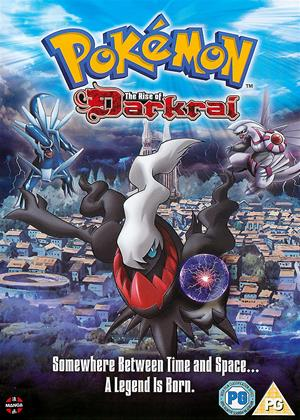 Rent Pokémon: The Rise of Darkrai (aka Gekijô ban poketto monsutâ: Daiamondo pâru - Diaruga vs Parukia vs Dâkurai) Online DVD & Blu-ray Rental