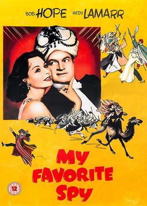 Rent My Favorite Spy (aka Passage to Cairo / My Favourite Spy) Online DVD & Blu-ray Rental