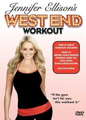Rent Jennifer Ellison: West End Workout Online DVD & Blu-ray Rental