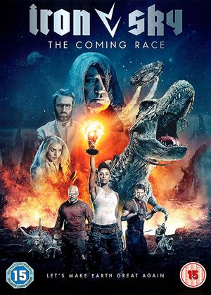 Rent Iron Sky: The Coming Race (aka Iron Sky 2) Online DVD & Blu-ray Rental