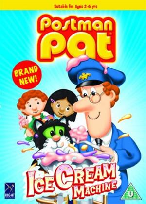 Rent Postman Pat and the Ice Cream Machine Online DVD & Blu-ray Rental