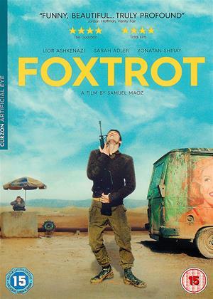 Rent Foxtrot (aka Fokstrot) Online DVD & Blu-ray Rental
