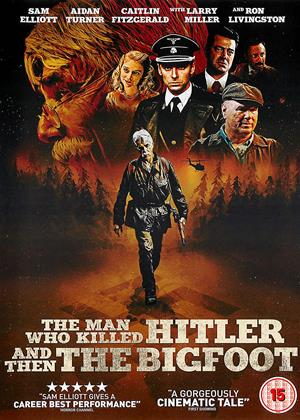 The Man Who Killed Hitler and Then the Bigfoot Online DVD Rental