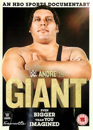 Andre the Giant Online DVD Rental