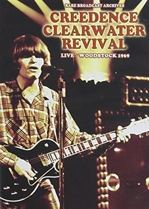 Rent Creedence Clearwater Revival: Live / Woodstock Online DVD & Blu-ray Rental