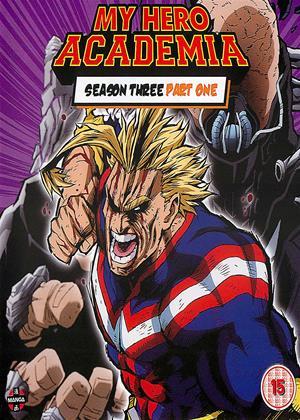 Rent My Hero Academia: Series 3: Part 1 Online DVD & Blu-ray Rental