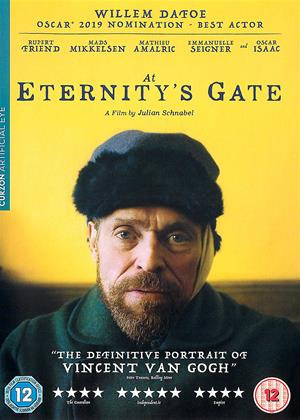 Rent At Eternity's Gate (aka Van Gogh: At Eternity's Gate) Online DVD & Blu-ray Rental