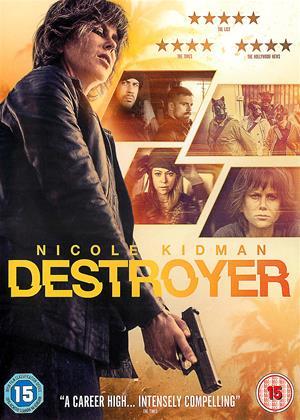 Rent Destroyer Online DVD & Blu-ray Rental