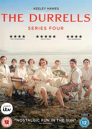 Rent The Durrells: Series 4 Online DVD & Blu-ray Rental