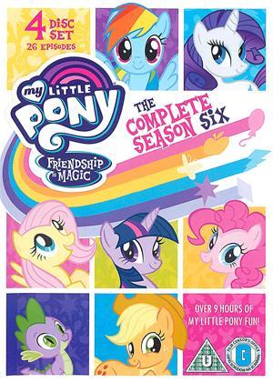 Rent My Little Pony: Friendship Is Magic: Series 6 Online DVD & Blu-ray Rental