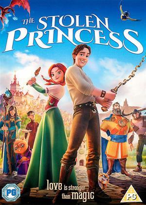 Rent The Stolen Princess (aka Vykradena pryntsesa: Ruslan i Lyudmyla) Online DVD & Blu-ray Rental