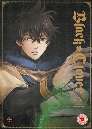 Rent Black Clover: Series 1: Part 2 Online DVD & Blu-ray Rental