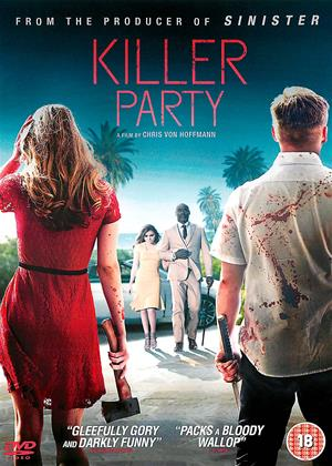 Rent Killer Party (aka Monster Party) Online DVD & Blu-ray Rental