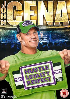 WWE: John Cena: Hustle, Loyalty, Respect Online DVD Rental