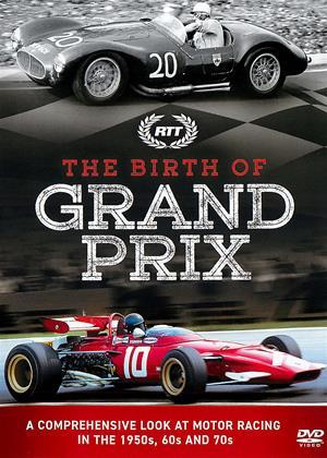 Rent The Birth of Grand Prix Online DVD & Blu-ray Rental