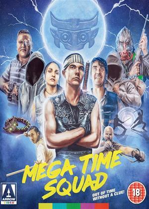 Rent Mega Time Squad Online DVD & Blu-ray Rental