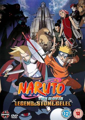 Rent Naruto the Movie 2: Legend of the Stone of Gelel (aka Gekijô-ban Naruto: Daigekitotsu! Maboroshi no chitei iseki dattebayo!) Online DVD & Blu-ray Rental