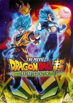 Rent Dragon Ball Super: Broly (aka Doragon bôru chô: Burorî) Online DVD & Blu-ray Rental