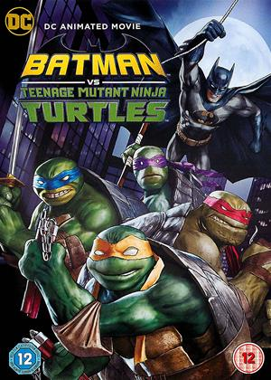 Batman vs. Teenage Mutant Ninja Turtles Online DVD Rental