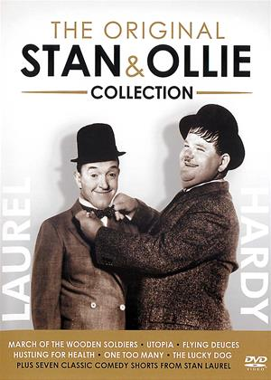 Rent The Original: Stan and Ollie: Collection Online DVD & Blu-ray Rental