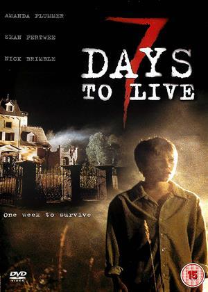 Rent 7 Days to Live (aka Seven Days to Live) Online DVD & Blu-ray Rental