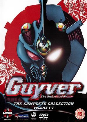 Rent Guyver: The Bioboosted Armour: Vol.7 (aka Kyôshoku sôkô Guyver) Online DVD & Blu-ray Rental