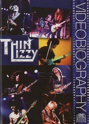 Rent Thin Lizzy: Videobiography Online DVD & Blu-ray Rental