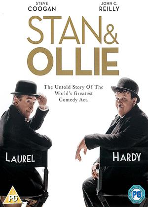 Stan and Ollie Online DVD Rental