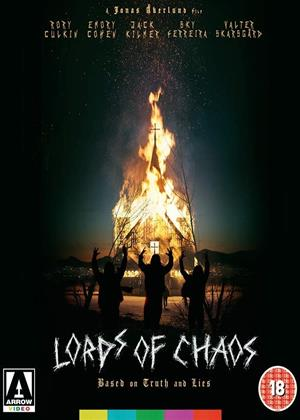 Rent Lords of Chaos Online DVD & Blu-ray Rental
