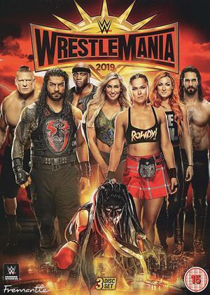 Rent WWE: WrestleMania 35 Online DVD & Blu-ray Rental