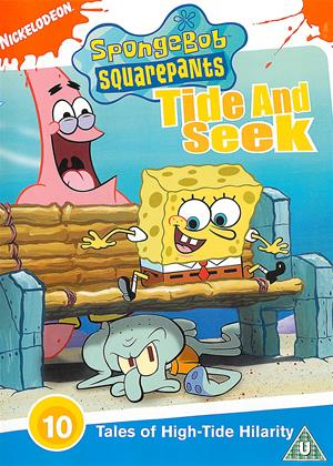 Rent SpongeBob: Tide and Seek Online DVD & Blu-ray Rental